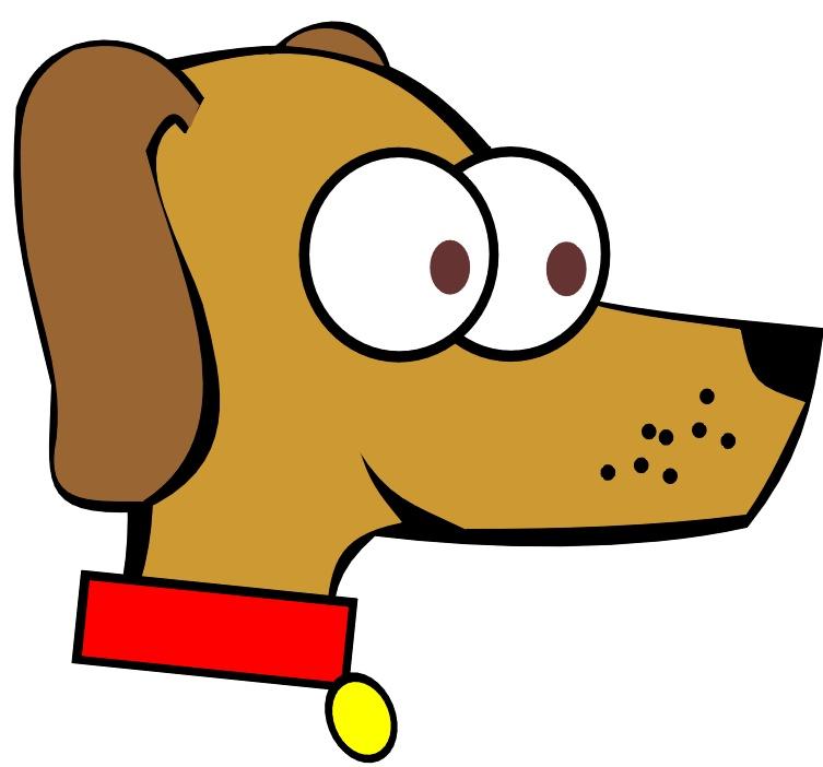 Cartoon Dog Clip Art N15 Free Image