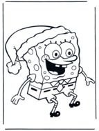 Spongebob Coloring Pages drawing