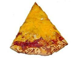 Cheese Pizza Clip Art drawing