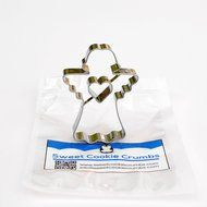 Heart Angel Cookie Cutter- Stainless Steel