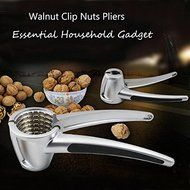 Pink Lizard Walnut Clip Walnut Cracker Nuts Pliers Peeling Walnut Hazelnut Peeling Clamp Tool