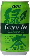 UCC Green Tea, 11.1-Ounce Cans (Pack of 24) N2