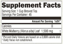 White Mulberry tea. White Mulberry tea bags. Sugar blocker,controller White Mulberry Alba Morus. Try White Mulberry...