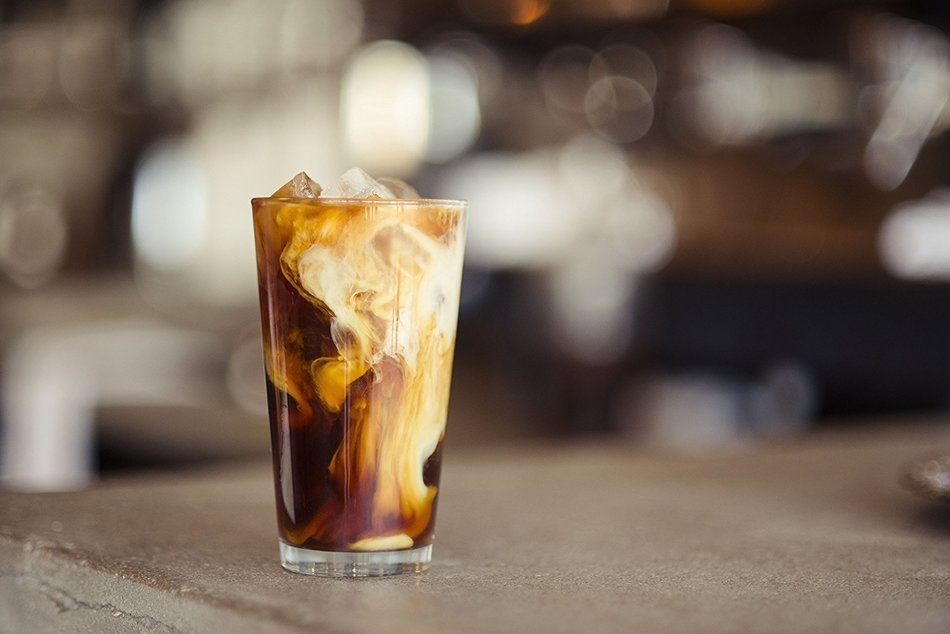 The First Iced Coffees