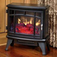Surprising Duraflame Dfi 550 22 Infrared Electric Stove Heater Old Beutiful Home Inspiration Xortanetmahrainfo