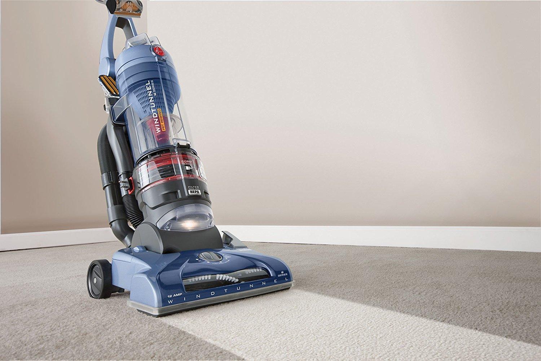 Hoover Vacuum Cleaner T-Series WindTunnel Pet Rewind Bagless Corded Upright  Vacuum UH70210 N7 free image