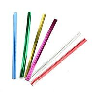 """800Pcs Metallic Twist Tie Wire for Pack Candy Lollipop Cake Cello Bag (Green)"" shopping N2"
