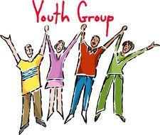 Clipart of Youth Group