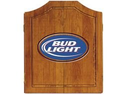 Dart Board Cabinet With Logo of bud light beer