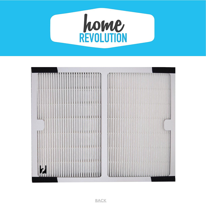 idylis a style home revolution brand hepa air purifier filte