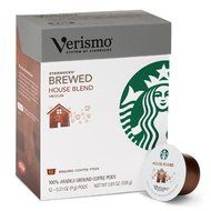 Starbucks House Blend Coffee Verismo Pods, 12 Count N2