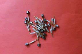 2P301B =  2N4038 silicon Transistor USSR Lot of 6 pcs KP301B
