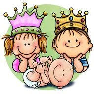 Big Brother Baby Sister Clip Art