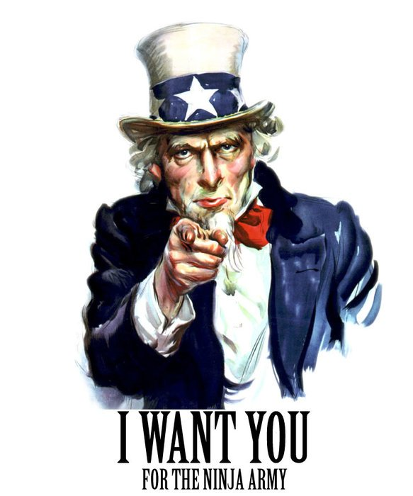 Uncle Sam clipart