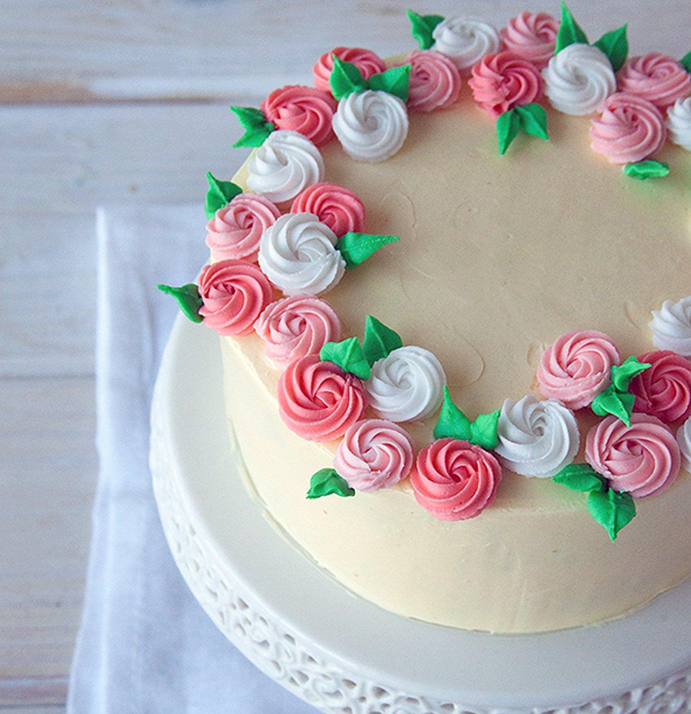 Украшение торта 73