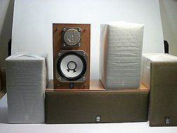 Yamaha Ns C444 2 Way Center Channel Speaker Free Image