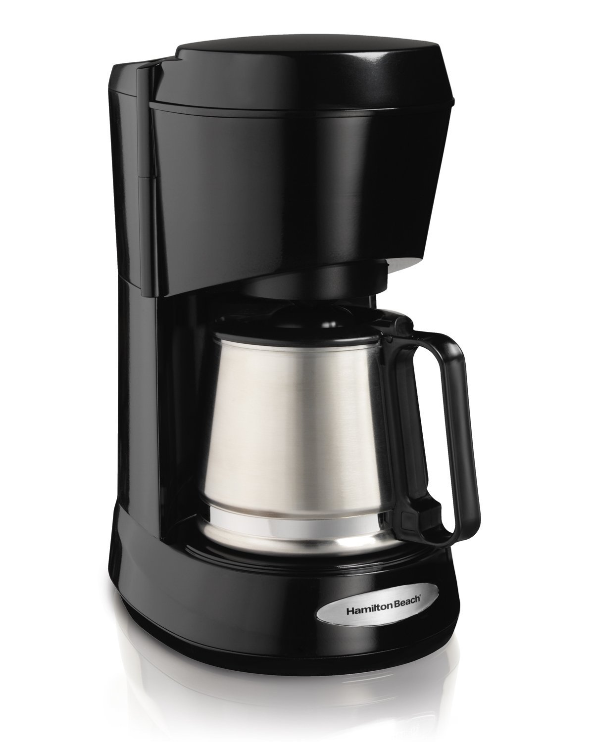 hamilton beach coffee maker with glass carafe