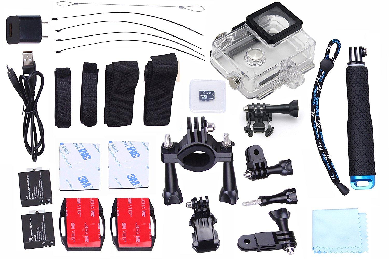 Qoo new golf laser rangefinder mini wifi camera telescope