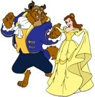 Disney Beauty And The Beast Clip Art N3