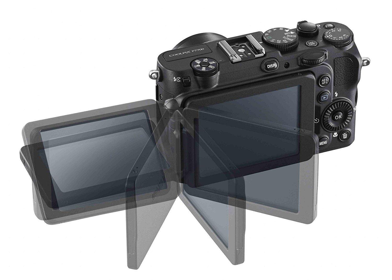 Лучший фотоаппарат с поворотным дисплеем вас