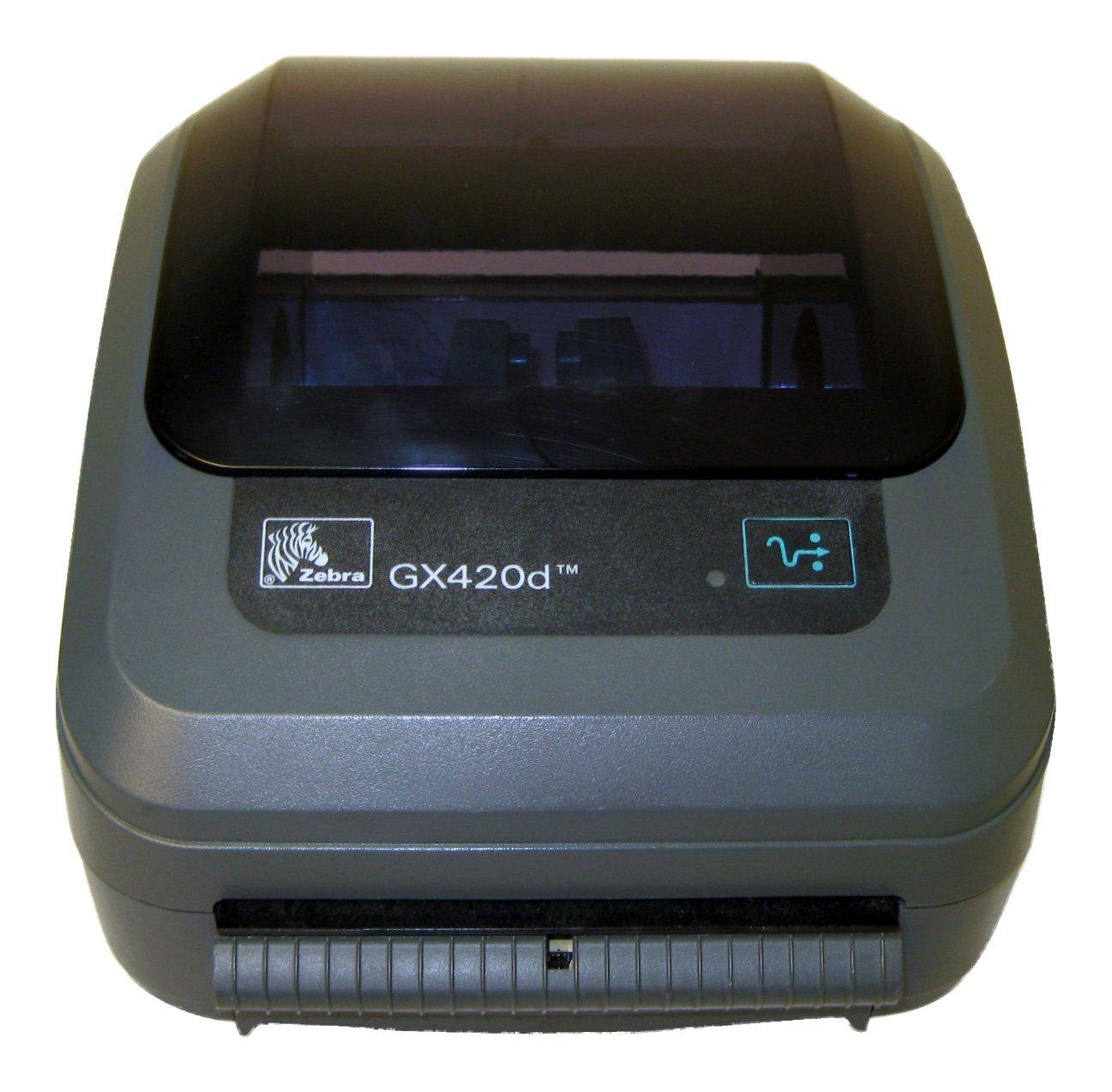 Zebra Technologies GX42-202511-000 Barcode Label Printer