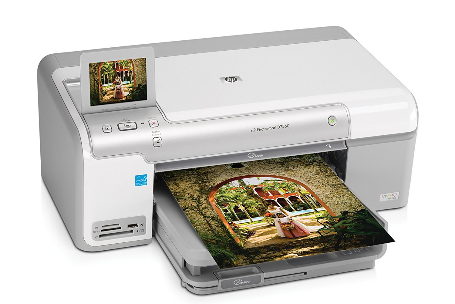 Hp photosmart d7560 printer best buy