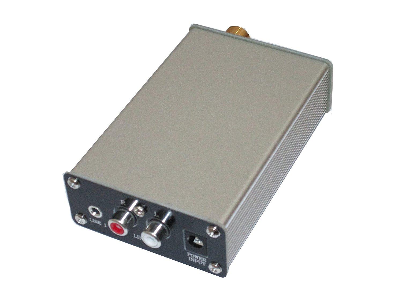 Qianson Dc 12v Tea2025b Hifi Headphone Amplifier Machine 100mw Hi Fi Assembled Board Compatible With At Ha20 N2