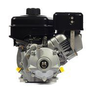 Briggs and Stratton 13L352-0049-F8 205cc 6.5HP Vanguard Engine with 6:1 Gear Reduction with 3/4-Inch diameter...