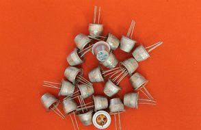 ussr x10 pcs p213b Germanium transistors п 213 б