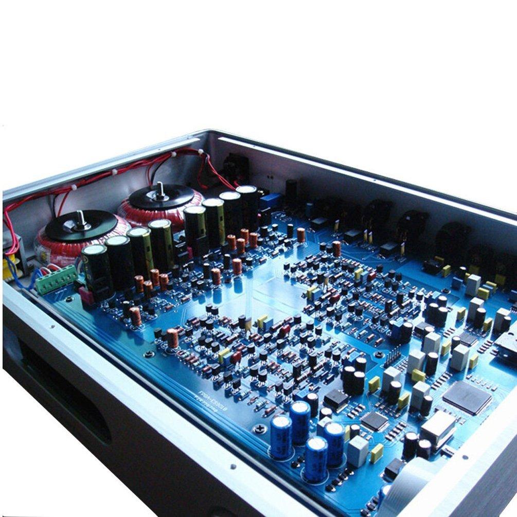 YSDZ DA-03 FPGA-DSD DAC silver free image
