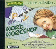 Paper Activities: Word Workshop