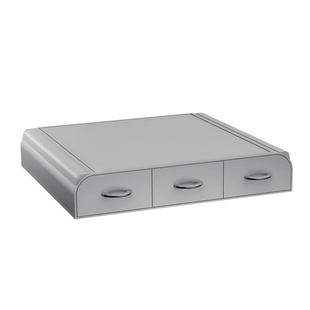 Mind Reader Anchor Coffee Pod Storage Drawer For 50 Nespresso Capsules White N49