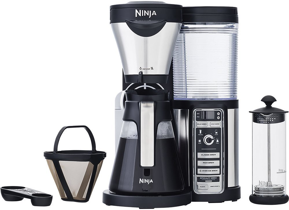 Ninja Coffee Bar Auto-iQ Brewer with Glass Carafe free image