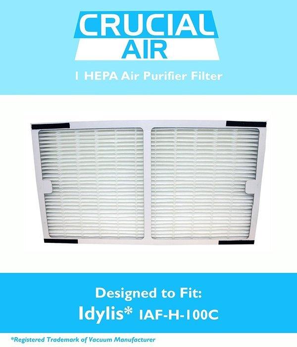 idylis hepa replacement filter iaf
