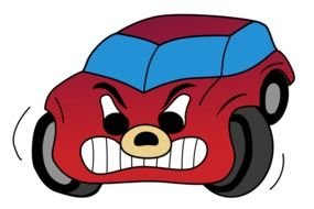 Cartoon Cars Clip Art N10