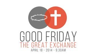 Good Friday, christian poster