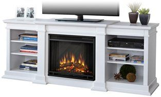 Real Flame 2720e Dsw 2720e Cassidy Entertainment Unit With