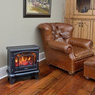 Marvelous Duraflame Dfi 550 22 Infrared Electric Stove Heater Old Beutiful Home Inspiration Xortanetmahrainfo