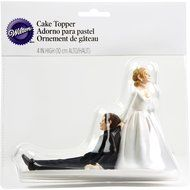 Wilton Now I Have You Cake Topper