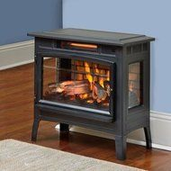 Magnificent Duraflame Dfi 550 22 Infrared Electric Stove Heater Old Beutiful Home Inspiration Xortanetmahrainfo