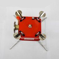 Spritech(TM) Camping Stove Burner,Portable Collapsible Outdoor Backpacking Gas Stove Burner N2