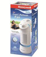 HWLHY201 Cool amp; Refresh Mini Tower Fan with Febreze