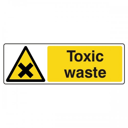 toxic waste sign - 500×500