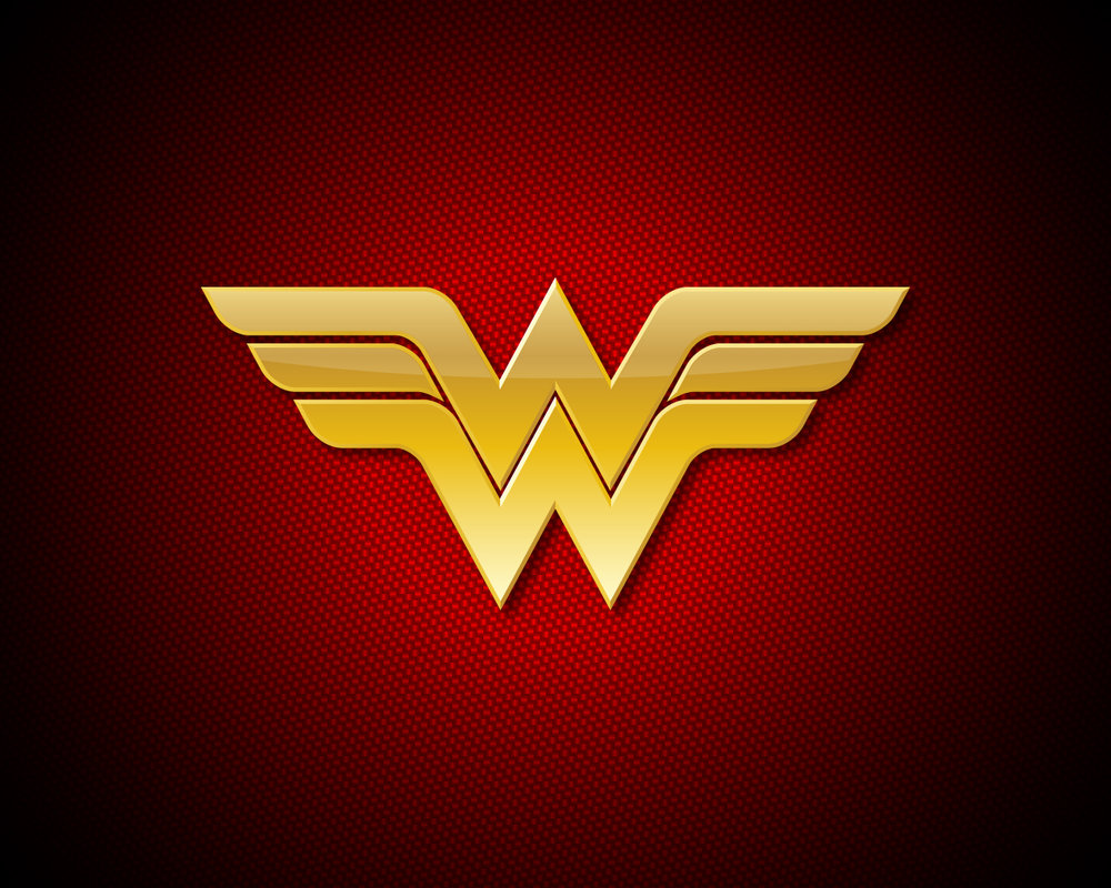 photograph about Wonder Woman Printable Logo referred to as Marvel Girl Brand Printable cost-free graphic