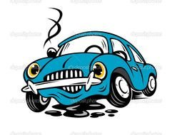 Cartoon Cars Clip Art N12