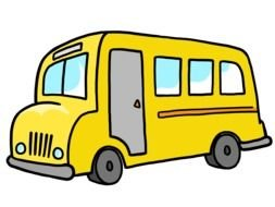 yellow School Bus Clipart