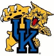 University Of Kentucky Wildcats Logo drawing