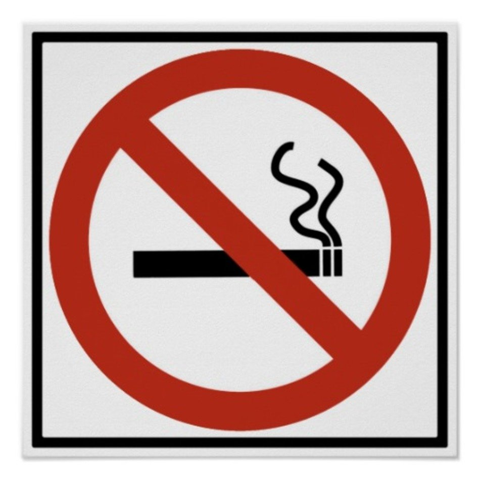 photo relating to Printable No Smoking Signs titled Free of charge Printable No Smoking cigarettes Indications Toward Print free of charge graphic