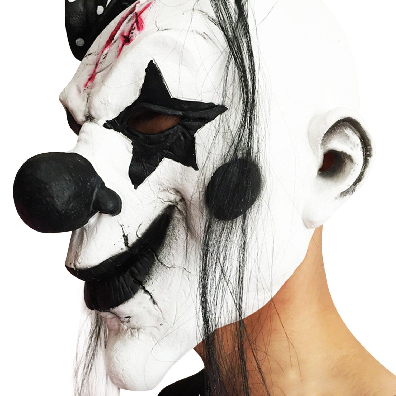 опубликовать злая маска в картинках вроде выглядят