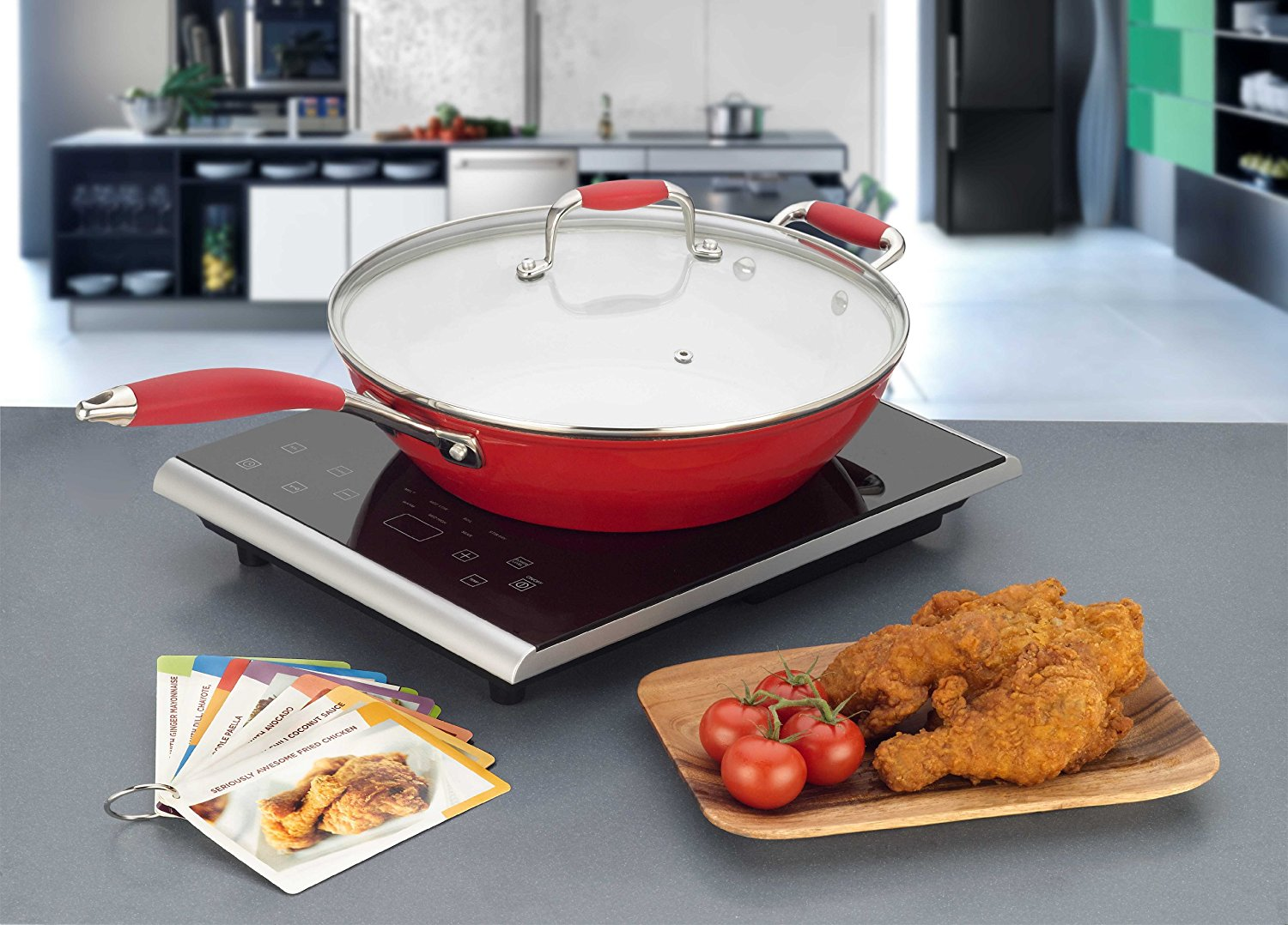 Wonderful Fagor Portable Induction Cooktop N2